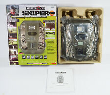 STEALTH CAM SNIPER PRO JIM SHOCKEY SIGNATURE EDITION 8MP DIGITAL FLASH