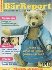 German Teddy Bear Collector Magazine: Bar Report Jun-Aug 2004