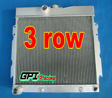 3 ROW  Aluminum Radiator 63-69 DODGE & 63-67 PLYMOUTH & Belvedere 63-67 64 65 66