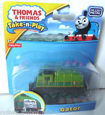 Thomas and Friends Take-n-Play Gator from Tale of the Brave (Last 2) DISCOUNTED
