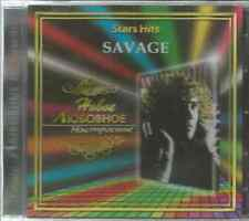 CD -Stars  hits - SAVAGE -  collection   - new