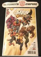 Marvel X-men Gold 1 Syaf Controversial Comic Nm Not Premiere Lee Logan Wolverine