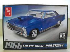 AMT- 1966 CHEVY NOVA PRO STREET -  MODEL KIT (SEALED)