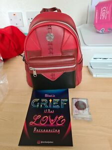Marvel Loungefly Mini Backpack Scarlet Witch Wanda Cosplay. New with tags.