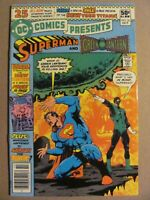 DC Comics Presents #26 Intro Cyborg Raven Starfire 1st app New Teen Titans 1980
