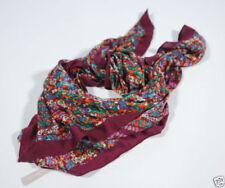 Écharpes et châles foulards multicolore en acrylique pour femme
