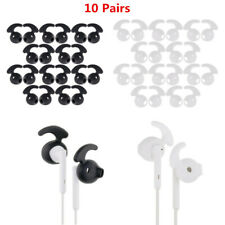 10 Pairs Anti-Slip Earbud Covers Ear Hooks Tips For Samsung S6/7 Edge G9250 Cap