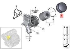 Genuine BMW 5 6 Series E60 E61 E63 E64 Oil Filter Cover OEM 11427525334