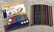 Staedtler Noris Colour Pencils x 24 NEW