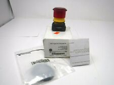 Allen Bradley 30mm Trigger Action E Stop 800h Pb New Free Shipping