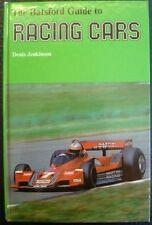 THE BATSFORD GUIDE TO  RACING CARS DAVID JENKINSON CAR BOOK