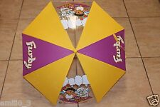 NEW WITH TAGS VINTAGE FURBY KIDS UMBRELLA TIGER ELECTRONICS