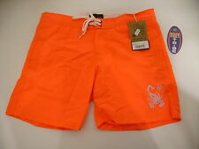 SCORPION BAY BOARDSHORT PANTALONCINO MARE COSTUME MBS2751 67 PINK FLUO TG 36