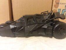 "Dark Knight Batman Batmobile 13"" Tumbler  H1387 TM & DC Comics Vehicle w/Figure"