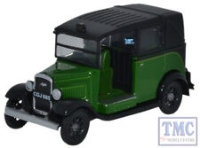 76AT005 Oxford Diecast 1:76 Scale Austin Low Loader Taxi Westminster Green