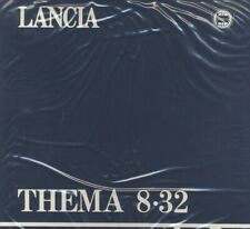 Manuale uso e manutenzione LANCIA THEMA FERRARI 8.32 libretto istruzioni 1988