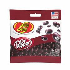 DR. PEPPER - Jelly Belly Candy Jelly Beans -3 BAGS (10.5oz) - REFRESHING & TASTY