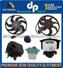 Porsche Cayenne Ventilateur Moteur Cooling Fans Récupération Expansion Cap Set