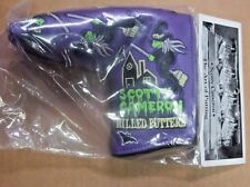 """SCOTTY CAMERON 2011 HALLOWEEN """"Flying Witches"""" Headcover -Limited Availability"""