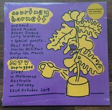 Courtney Barnett - MTV Unplugged LP [Vinyl New] Limited Aqua Blue Record Album