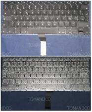 "Teclado Qwerty Español APPLE Macbook Air A1369 MC965 MC966 MC503 MC504 13"" Negro"