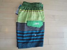 Pipe Line Boys Swimming Trunks with Elastic Waist Small (8) $36