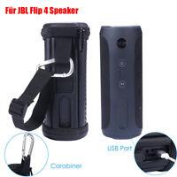 Fahrrad Tragetasche Zipper Aufbewahrung Bag Sleeve für JBL Flip 4 Speaker