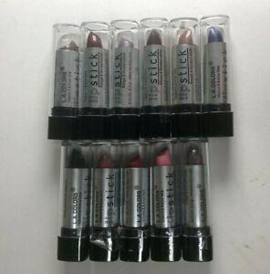 LA Colors Lipstick With Vitamin E And Aloe Vera Choose Your Color