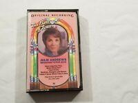 Original Recording The Best of Times Julie Andrews Broadway Fair Julie Cassette