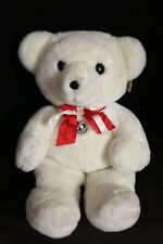 "Dakin 25"" Jingle Bell Cuddles Bear (Large) Vintage 1979 NWT"