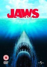 JAWS Steven Spielberg*Richard Dreyfuss*Robert Shaw Shark Classic DVD *EXC*