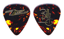 ZZ Top Billy Gibbons Signature Brown Guitar Pick - 1990 Recycler Tour