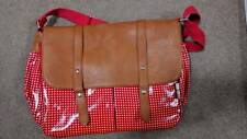 ISOKI Nappy/Baby Bag with Lots of named pockets etc - NEW