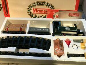 Mamod RS1 Railway Set, Live Steam, O Gauge Goods