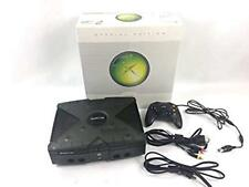 Microsoft Xbox special edition Clear Skeleton Black JAPAN Limited Console