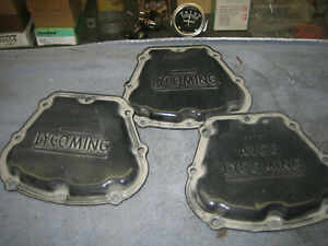 VALVE COVERS  LYCOMING