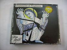GHIGO - FRAMMENTI DI PREGHIERA - 2CD SIGILLATO RARO 1996