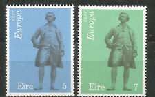 IRLANDA EUROPA cept 1974 Sin Fijasellos MNH