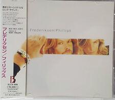 FREDERIKSEN/PHILLIPS     JAPAN CD OBI AOR