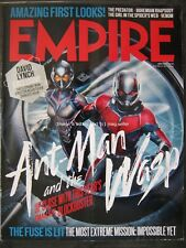 Empire July 2018 Ant-Man & The Wasp Simon Pegg David Lynch Paul Bettany Venom