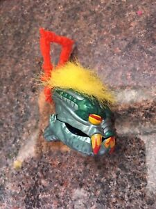 Mighty Max - Anthrax 9 - Dread Heads - Bluebird Toys 10 Rare Vintage