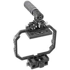 F&V Deluxe BMC Cage for Black Magic Cinema Cameras w/ 15mm Rail Mount