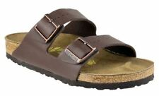 Birkenstock Buckle Synthetic Leather Shoes for Men