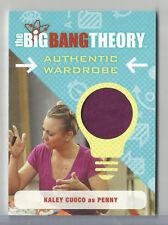 Cryptozoic Big Bang Theory Seasons 6/7 Kaley Cuoco as Penny Wardrobe Relic #M19