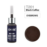 CHUSE Permanent Make Up Micro Pigment Farbe Microblading Tattoo Ink For Maschine