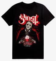 Ghost B.C. PAPA EMERITUS CARDINAL COPIA T-Shirt NEW Metal Band 100% Authentic