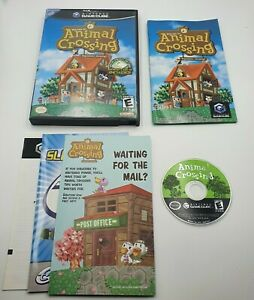 Animal Crossing - GameCube - North American NTSC Version