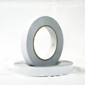 Double Sided Tissue Tape (1 roll 18mm x 50m)