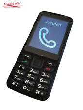 BlindShell sprechendes Großtasten Handy Seniorenhandy mit Sprachausgabe f Blinde