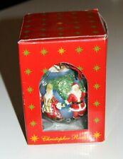 Christopher Radko 2001 Santas Around the World Christmas Ornament w/ Box